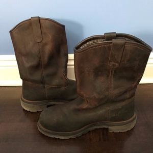 Red Wing Waterproof Work Boots